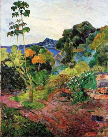 Gauguin and Laval in Martinique at the Van Gogh Museum, Amsterdam