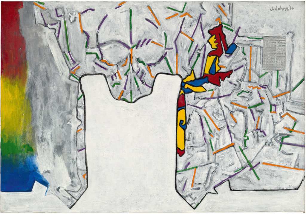 Upcoming event: Roberta Bernstein on Jasper Johns: Redo an Eye @ The Philadelphia Museum of Art - Tuesday, February 19th, 2019