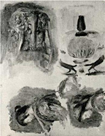 Fig. 2 Bernheim-Jeune, Marc Edler, Albert André, Renoir's   Atelier. L'Atelier de Renoir (Revised edition), (San Francisco, 1931), (ill. fig. 220 pl. 71)